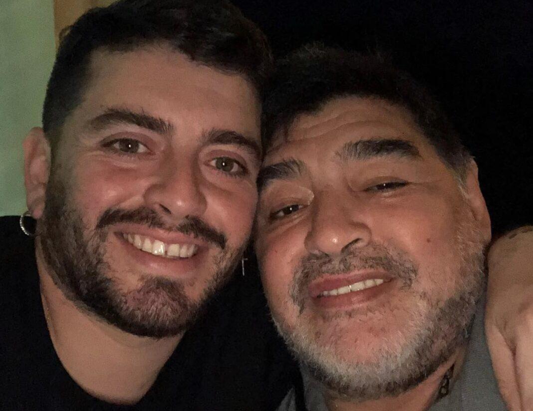 """Maradona contro la figlia: """"Pensa solo ai miei soldi"""""""