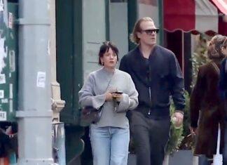 Lily Allen e David Harbour