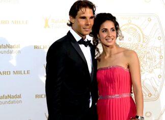 Rafael Nadal e María Francisca Perelló