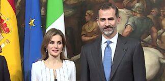 Felipe VI e Letizia Ortiz