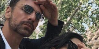 Rocio Munoz Morales e Raoul Bova