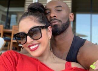 Kobe Bryant e la moglie Vanessa (photo credit: https://www.instagram.com/kobebryant)