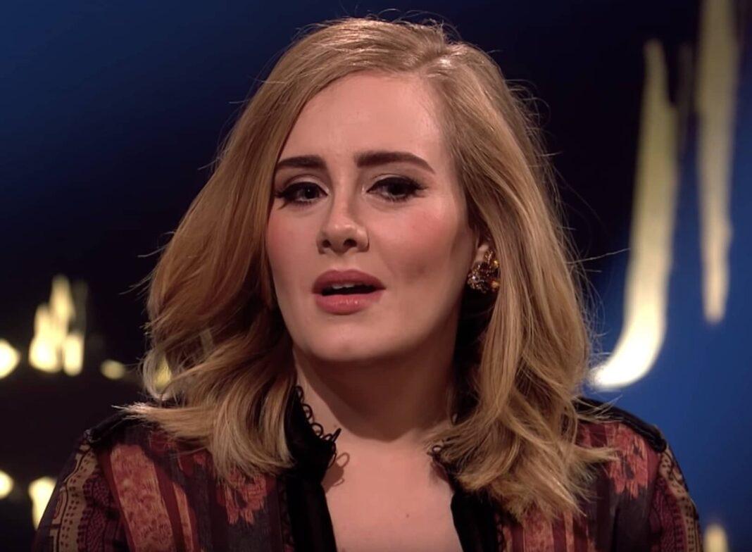 Adele annuncia: