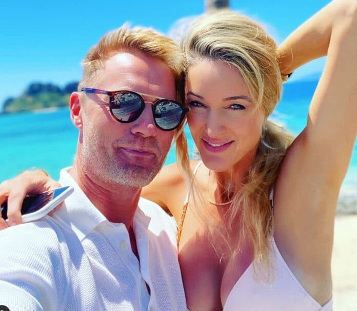 Ronan Keating (photo credit: https://www.instagram.com/rokeating/)