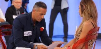 Riccardo Guarnieri e Ida Platano