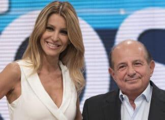 Adriana Volpe non crede nel messaggio solidale di Giancarlo Magalli