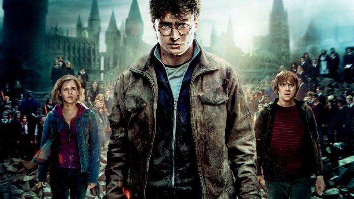 Harry Potter I Doni della Morte