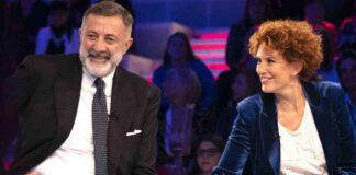 Lucrezia Lante Della Rovere racconta dettagli sulla storia d'amore perversa con Luca Barbareschi