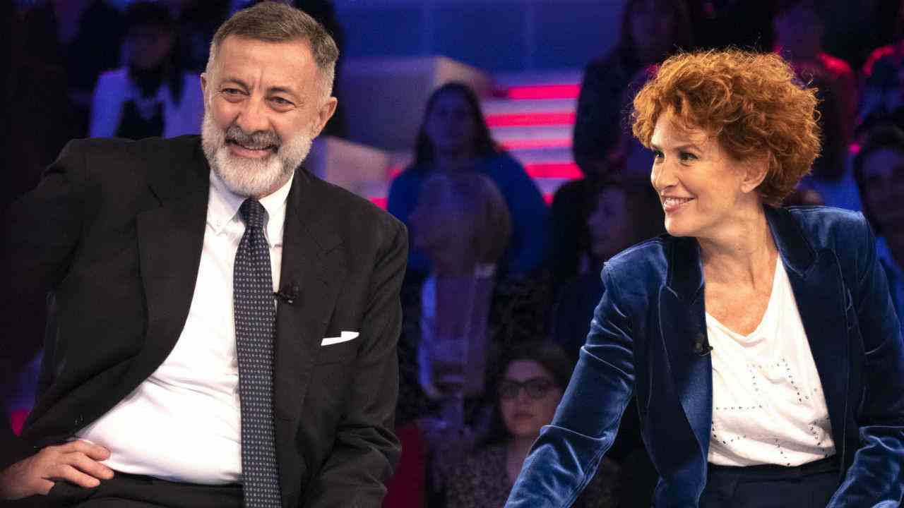 """Lucrezia Lante della Rovere sull'ex Luca Barbareschi: """"Pervertito a ..."""