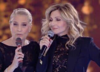 Lorella Cuccarini e Heather Parisi