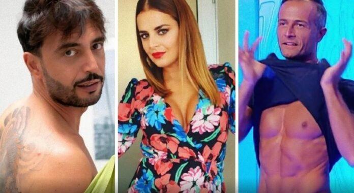 Roberta, Riccardo e Armando