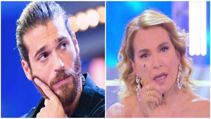 Can Yaman e Barbara D'Urso