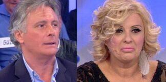 Tina Cipollari e Giorgio Manetti